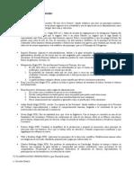 Escuelas de Administracion - Clasificacion Cronologica