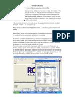 Relatório Técnico Travamento Das Máquinas Pelo RCA 10-04-2013