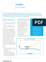 Nielsen - Forecasting the Impact of a Price Increase Case Study