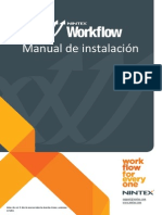 NW2010 Installation Guide Spanish