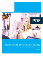 Nielsen - Segmentation & Customer Loyalty