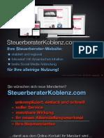Steuerberater Koblenz.com