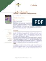 Conill Sancho, Jesús - El poder de la mentira. Nietzsche y la política de la transvaloración. Reseña.pdf