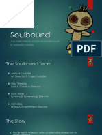 Soulbound Presentation (Slides)