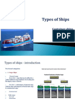 Types of Ships_Container Ships