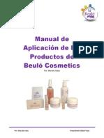 Manual de Aplicación de Productos Beuló Cosmetics