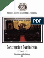 Constitución Política de la República Dominicana