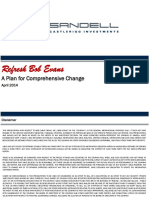 Sandell Asset Management Presentation on Bob Evans Farms