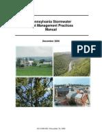 Pennsylvania BMP Manual (Bookmarked)