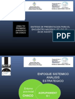 Informe Bs as 27 y 28 Agosto 2009