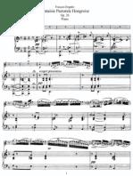 Doppler Flute Fantasie Pastorale Hongroise Op26