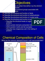 Chemical Components of Cells