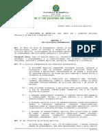 01-03 - Lei Agrícola - Lei Nº 8.171, De 17 de Janeiro de 1991
