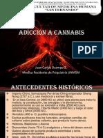 Adicción a Cannabis