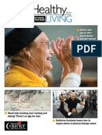 Claremont COURIER Healthy Living 2014