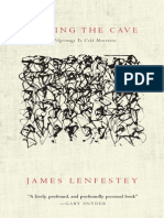 Seeking the Cave | by James P. Lenfestey