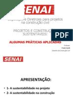 Apresentação Projeto Arquitetonico Sustentavel