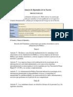Pl-Acceso a La Info Publica Por Medios Electronicos