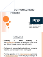 Electromagnetic Forming