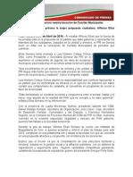 04-04-14 Inicia PRI en Sonora reestructuración de Comités Municipales