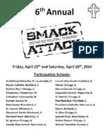 2014 Smack Attack Program