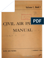 CAPM 1-1 Civil Air Patrol Manual (1949)