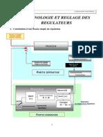 Chapitre 2-Technologie Et Réglage Des Régulateur