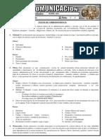 Textos de Correspondencia - 2013