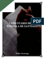 Comentario de La Epistola de Santiago-por-willie-Alvarenga