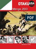 Otaku Best Manga 2013