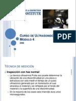 UT-modulo 4. Tecnicas en La Medicion. Rev 01