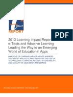 Impact e Learning
