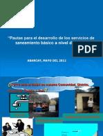 5.- Planificacion Del Desarrollo de Los Servicios Del Saba