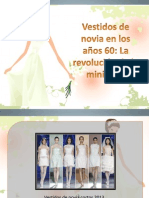 Vestidos de Novia en Los Años 60 La Revolucion de La Miifalda