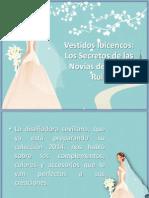 Vestidos Ibicencos Los Secreotos de Las Novias de Charo Ruiz