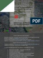 Treinamento Agricultura de Precisão Em TNTmips Latitude 23 Módulo 10 Sensoriamento Remoto e Agricultura Parcial