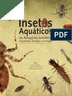 Livro Insetos Aquáticos COMPLETO