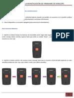 Guia Reinstalación Firmware Minilop
