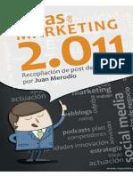 Merodio Juan - Ideas de Marketing 2011