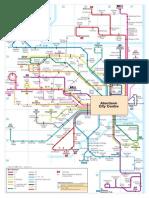 Aberdeen Network Map