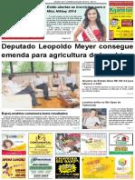 Jornal União - Edição da 2ª Quinzena de Abril de 2014