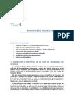 Tema 4. Ingeniería de Detalle