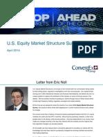 ConvergEx U.S. Equity Market Structure Survey 4 14 - FINAL