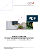 NOM-013-ENER-1996