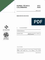 ntc5029mediciondearchivos-120627164200-phpapp02