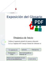 Exposicion de Finanzas