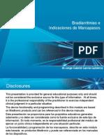 CP2-Bradiarritmias Indicaciones Del Marcapasos 2012
