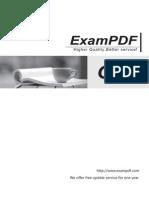 Oracle 1Z0 533 Exam