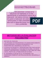 Diapositivas de La Psicomotricidad