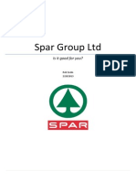 Spar Research Report